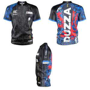 Target Cool Play - Glen Durrant - DUZZA - Dart Shirt
