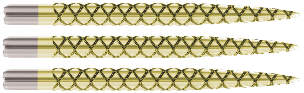 Target Diamond Pro Point Gold 32mm & 38mm