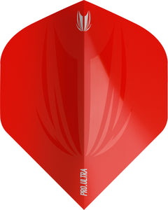 Target ID - Pro Ultra - Red - No2 Standard - Dart Flights