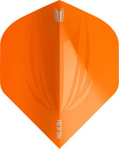 Target ID - Pro Ultra - Orange - No2 Standard - Dart Flights
