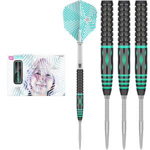 Target Mikuru Suzuki -The Miracle - Gen 2 - Swiss Point - 95% Tungsten Darts - 24g