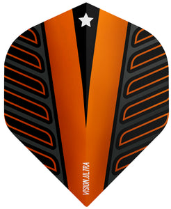 Target Rob Cross Voltage Vision Ultra Orange No2 Flights