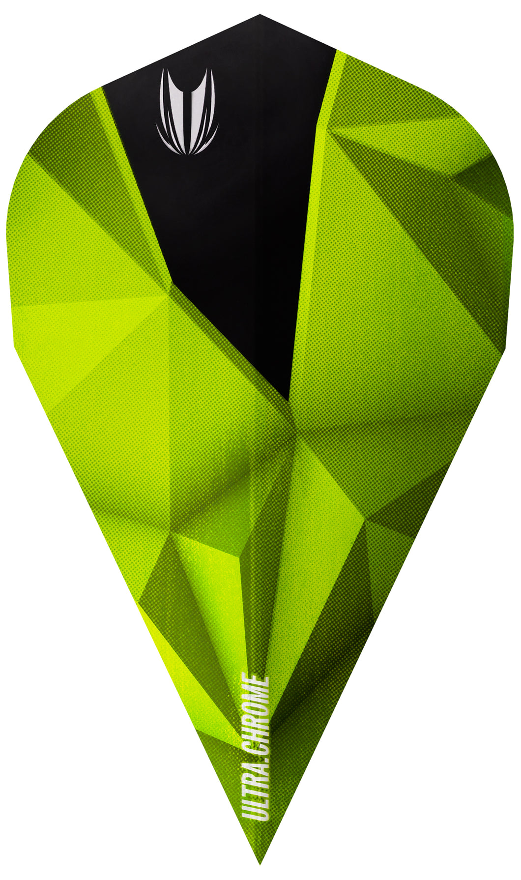 Target Shard Ultra Chrome Emerald Vapor Dart Flights