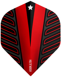 Target Rob Cross Voltage Vision Ultra Red No2 Flights