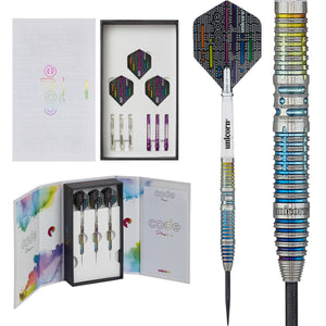 Unicorn Jeffrey De Zwaan - Code - DNA - 90% Tungsten Darts - 23g 25g