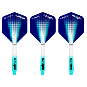 Unicorn Cosmos - Comet - Combo Pack - Gripper 3 - Flights & Shafts