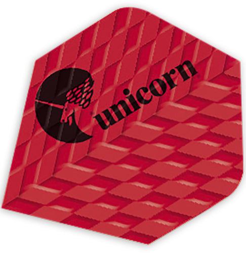 Unicorn Q.100 Red Plus Shape Flights