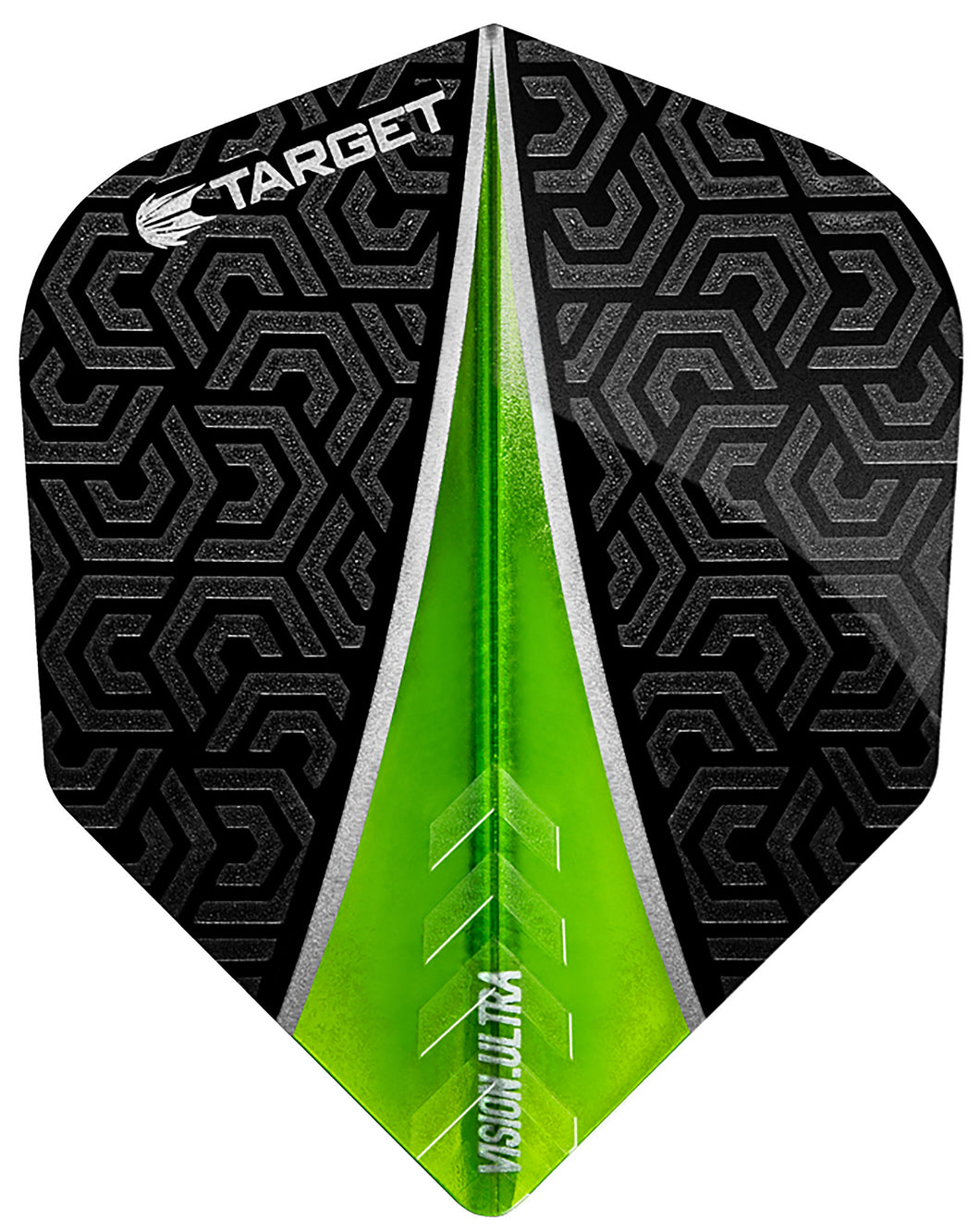 Target Vision Ultra Fin Green Dart Flights