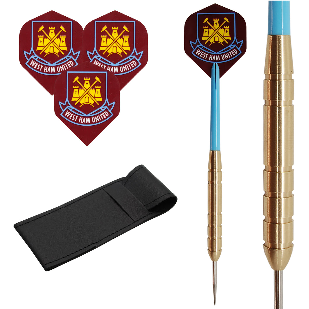 21g West Ham United Brass Darts