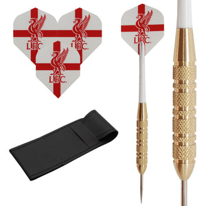 23g White Liverpool FC Brass Darts