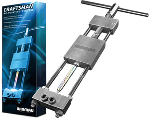 Winmau Craftsman Re-Pointing System - Twin Props T2 Technology - Repointing Machine