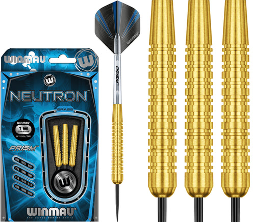 Winmau Neutron - Brass Darts - 19g 21g