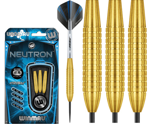 Winmau Neutron - Brass Darts - 22g 24g