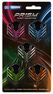 Winmau Prism Flight Collection
