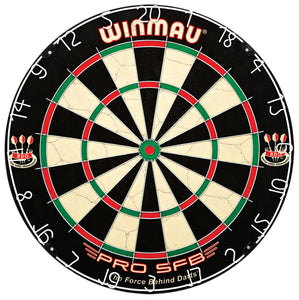 Winmau PRO-SFB Professional Dartboard - Entry Level - Steel Tip