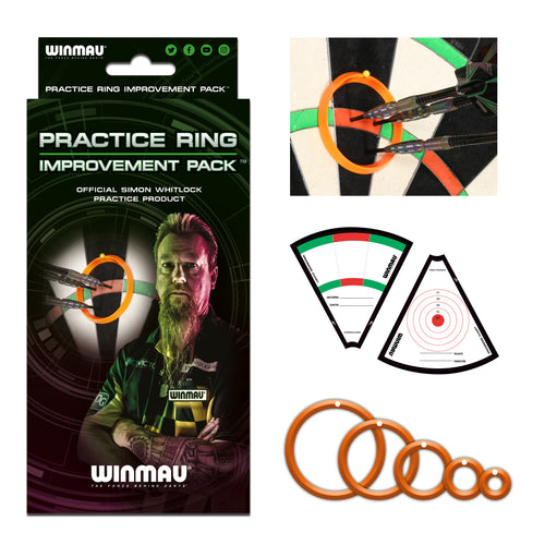 Winmau Simon Whitlock Practice Rings - Improve Your Game!