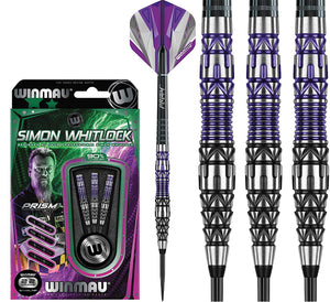 Winmau Simon Whitlock - The Wizard - 90% Tungsten Darts - Special Edition - 22g 24g