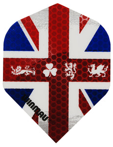 Winmau Union Jack Flights