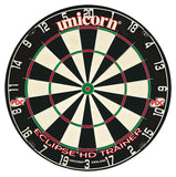 Unicorn Eclipse HD Trainer Practice Dartboard - PDC Endorsed