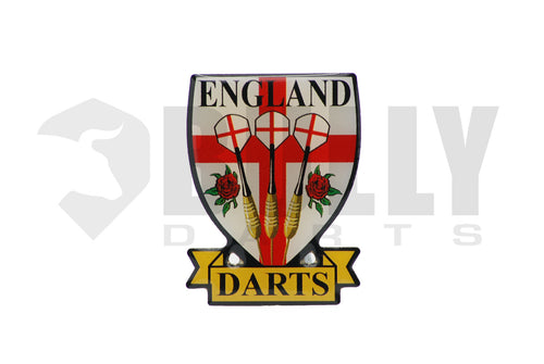 England Dart Badge