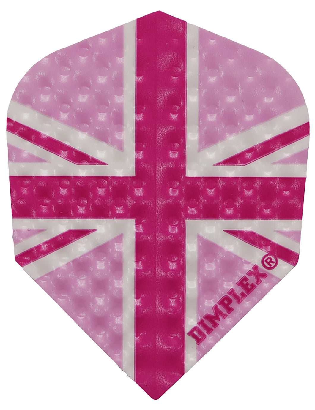 Harrow Dimplex Union Jack Pink