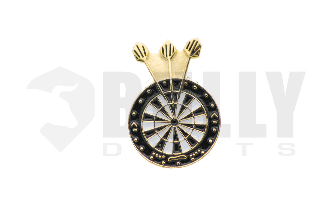 Dartboard Dart Badge