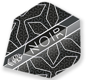 Unicorn Noir Star Ultra Fly.100 Plus Shape Flights