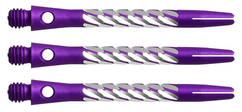 Unicorn Premier Purple Aluminium Shafts