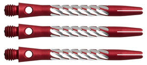 Unicorn Premier Red Aluminium Shafts