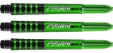 Winmau Prism Force Green Dart Shafts