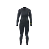 Dakine Women's Mission Plus Wetsuit (Black)-Wetsuit-Green Overhead