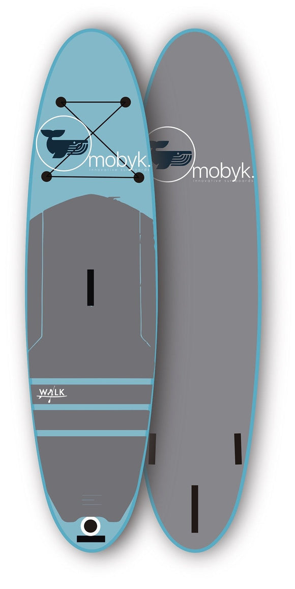 Mobyk 10'4 Walk Inflatable SUP + Accessories Pack -