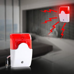 Red Alert Security System - TopTier Shop Unique Fun Trending Gifts Hot Items Shopping Home