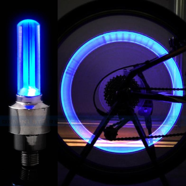 Tire Glow - LED Wheel/Tire Caps - TopTier Shop Unique Fun Trending Gifts Hot Items Shopping Lighting