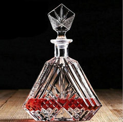 Luxurious Wine Decanter - TopTier Shop Unique Fun Trending Gifts Hot Items Shopping Wine