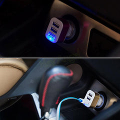 USB Car Charger - TopTier Shop Unique Fun Trending Gifts Hot Items Shopping Car Usb Charger
