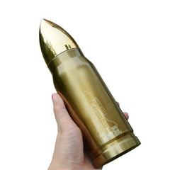 Bullet Bottle Thermos - TopTier Shop Unique Fun Trending Gifts Hot Items Shopping Survival