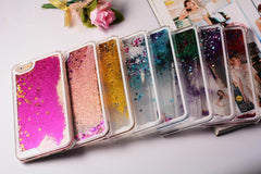 Glitter Case for iPhone 4/5/6 - TopTier Shop Unique Fun Trending Gifts Hot Items Shopping iPhone Accessories