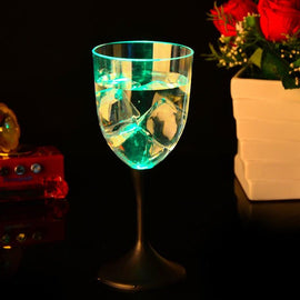 LED Wine Glass - TopTier Shop Unique Fun Trending Gifts Hot Items Shopping Wine