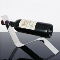 Stainless Steel Wine Rack - TopTier Shop Unique Fun Trending Gifts Hot Items Shopping Wine