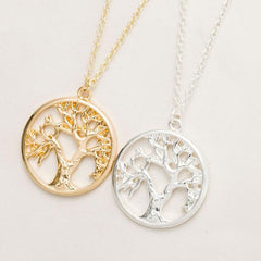 Tree of Life Necklace - TopTier Shop Unique Fun Trending Gifts Hot Items Shopping Necklace