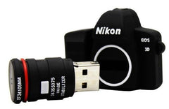 8GB Nikon USB Flash Drive