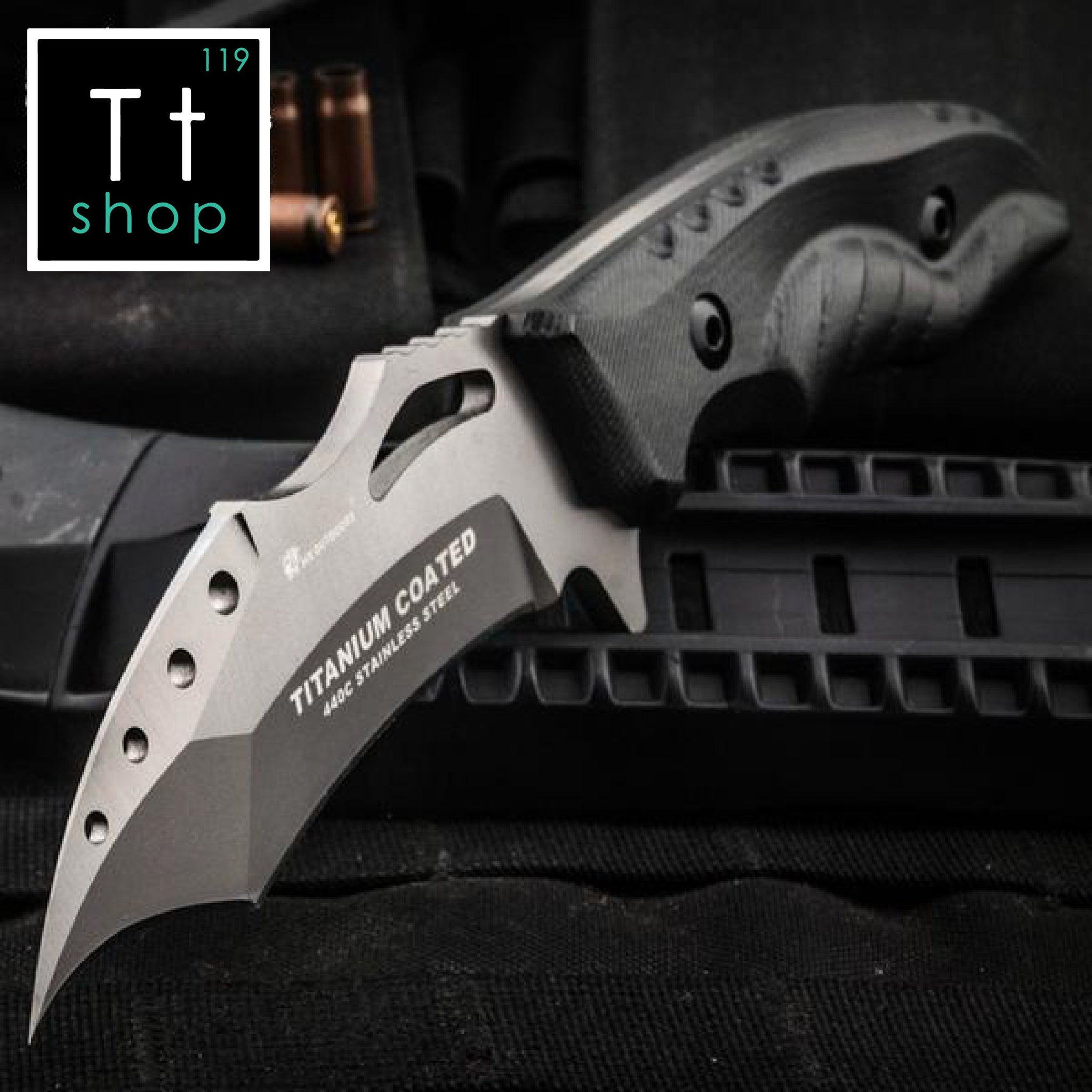 Tactical Condor Survival Knife - TopTier Shop Unique Fun Trending Gifts Hot Items Shopping tactical