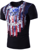 American Skull T-Shirt - TopTier Shop Unique Fun Trending Gifts Hot Items Shopping T-Shirts