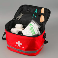 Outdoor First Aid Kit (122pcs) - TopTier Shop Unique Fun Trending Gifts Hot Items Shopping tactical