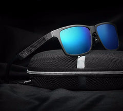 Aluminum Polarized Sunglasses - TopTier Shop Unique Fun Trending Gifts Hot Items Shopping Sunglasses