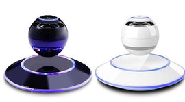 Magnetic Levitation Speakers - TopTier Shop Unique Fun Trending Gifts Hot Items Shopping Electronic
