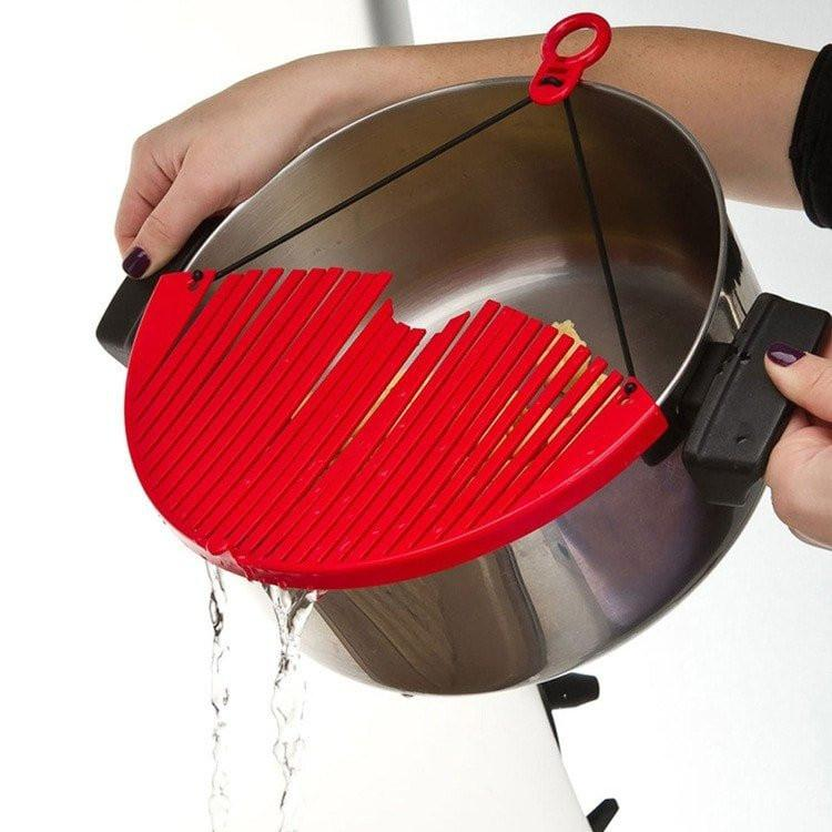Pasta Strainer - TopTier Shop Unique Fun Trending Gifts Hot Items Shopping Home