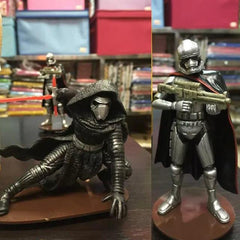 Star Wars Kylo Ren & Captain Phasma Figures - TopTier Shop Unique Fun Trending Gifts Hot Items Shopping TOYS