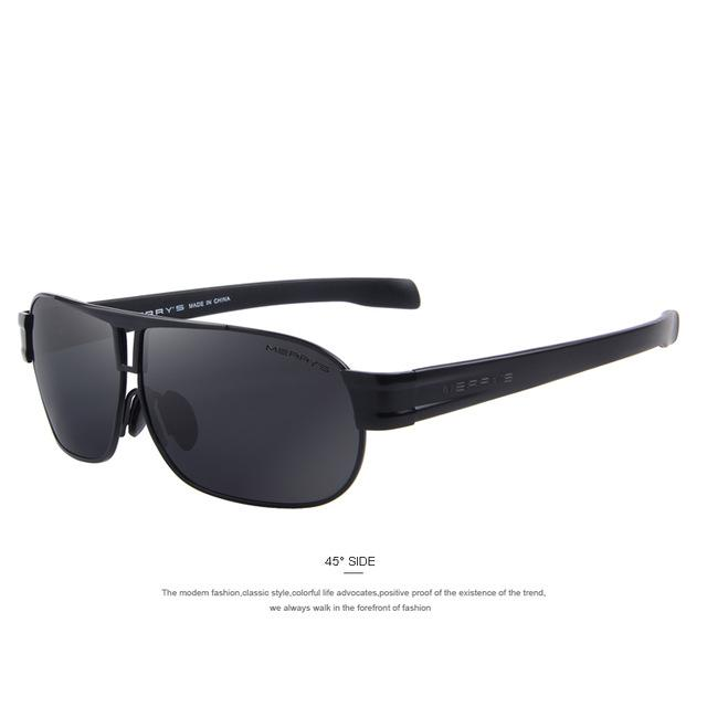 Aluminum Polarized Shades - TopTier Shop Unique Fun Trending Gifts Hot Items Shopping Sunglasses